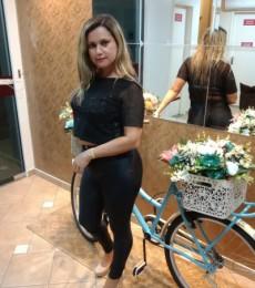 Acompanhantes de luxo Goiânia - Rebeca Gouveia